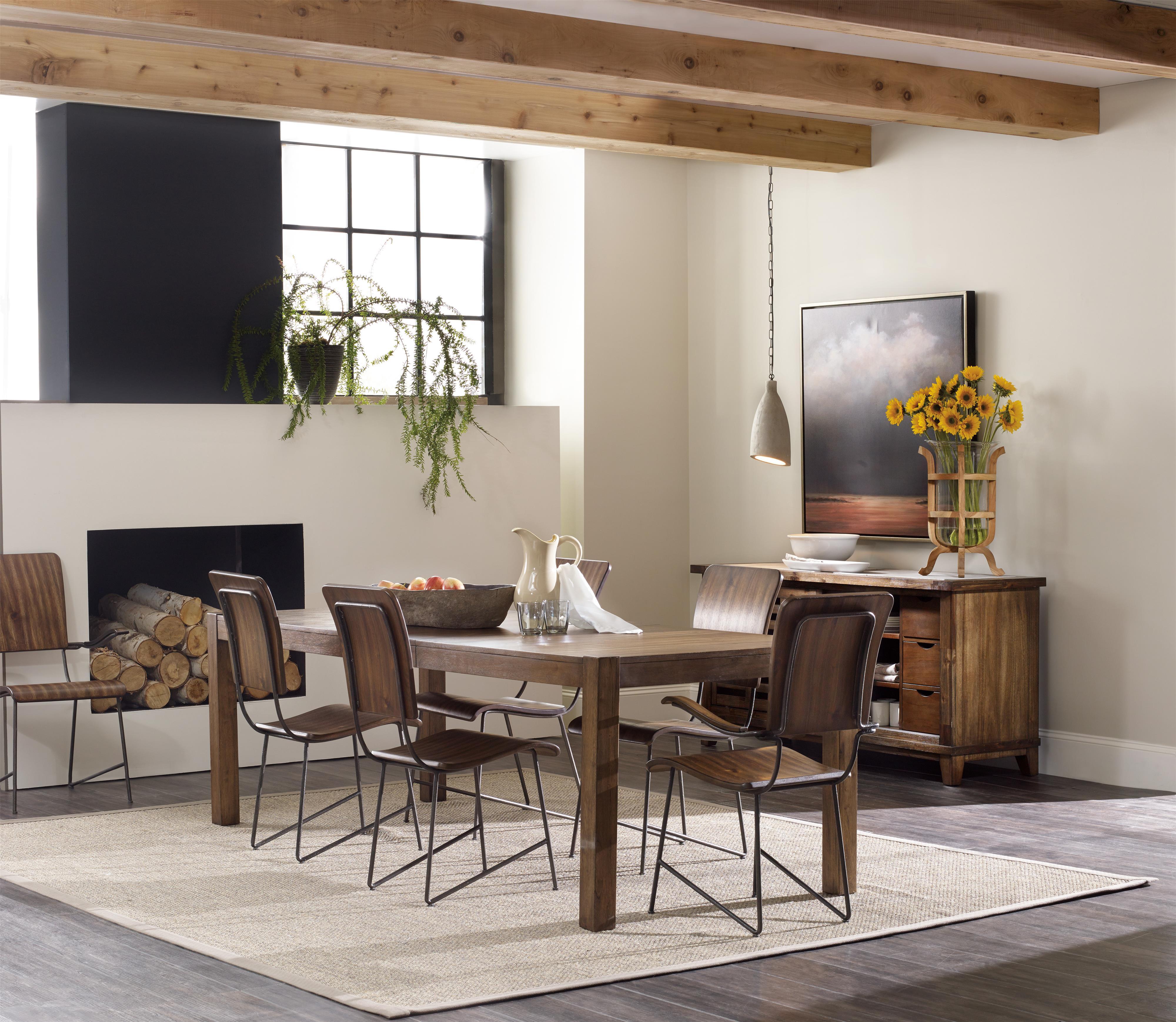 Hooker Furniture Studio 7H Formal Dining Room Group - Item Number: 5388 Dining Room Group 2