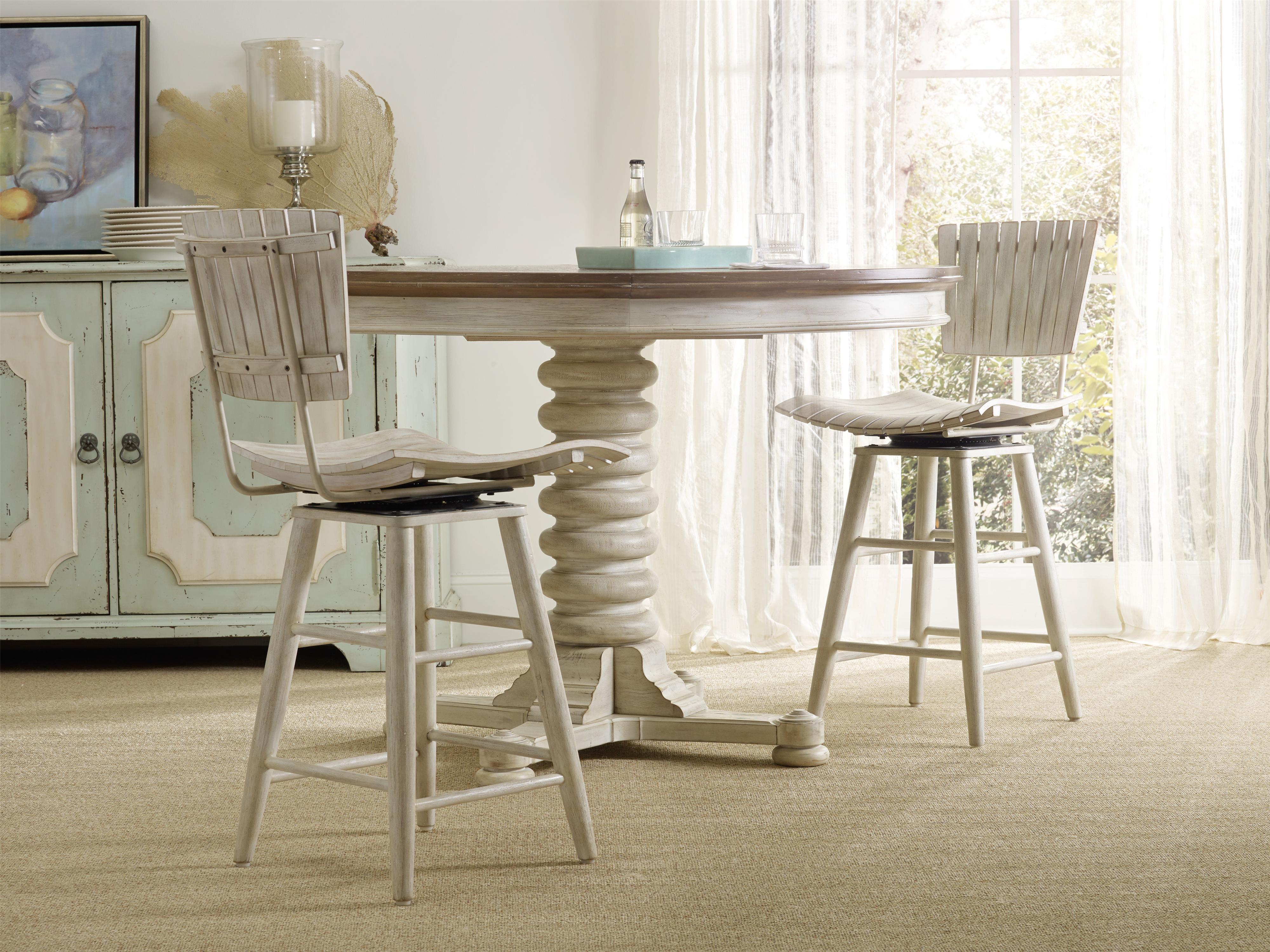 Hooker Furniture Sunset Point Casual Dining Room Group - Item Number: 5325 Dining Room Group 3