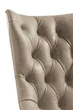 Tufted Seat Back