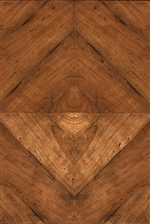 Diamond Pattern Veneers Grace Each Piece in the Wingate Collection