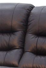 High Split Back Cushions