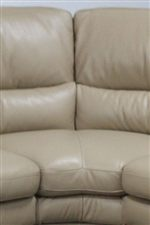 Pillow Topped Seat Cushions Provide Luxurious Comfort
