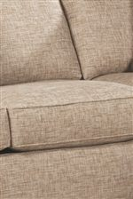 Option to Add Same or Contrasting Welt Cords on Cushions for No Extra Charge
