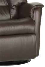Specially Injected, Cold-Cure Foam Under Glove-Fitted Upholstery Allows for a Clean Contemporary Look with a Luxurious Softness