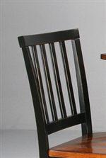 Slat Back Chair Design