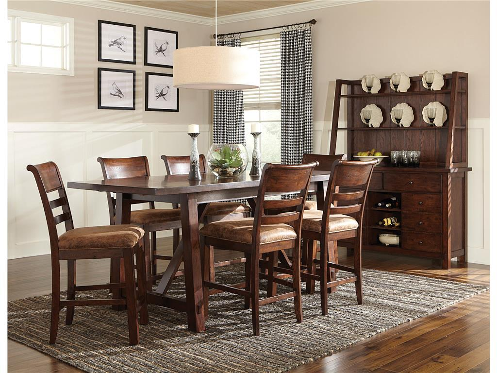 Intercon Bench Creek Casual Dining Room Group - Item Number: BK Dining Room Group 3