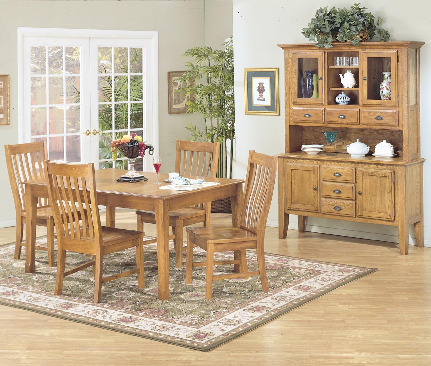 Intercon Cambridge Casual Dining Room Group - Item Number: CB Dining Room Group