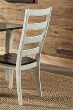 Arched Ladderback Design