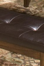 Tufted Upholstery Bench Seat