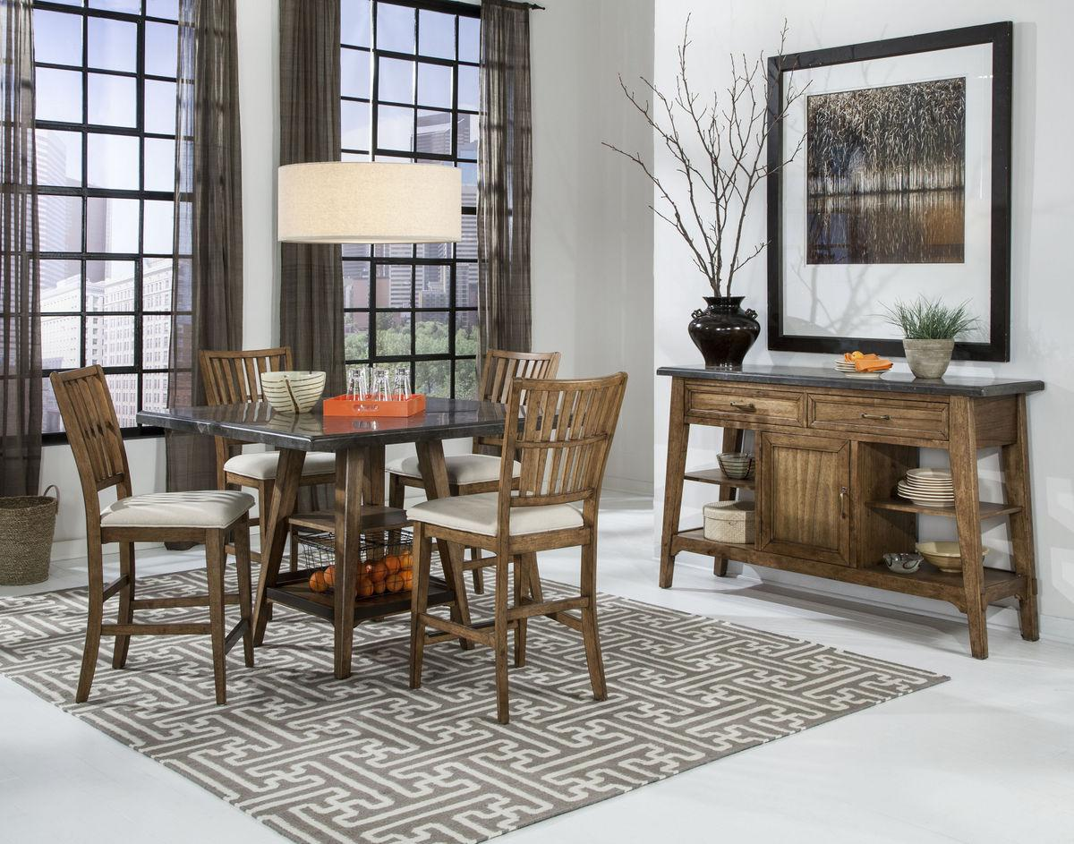 Intercon Lucca Dining Room Group - Item Number: LU Dining Room Group 3