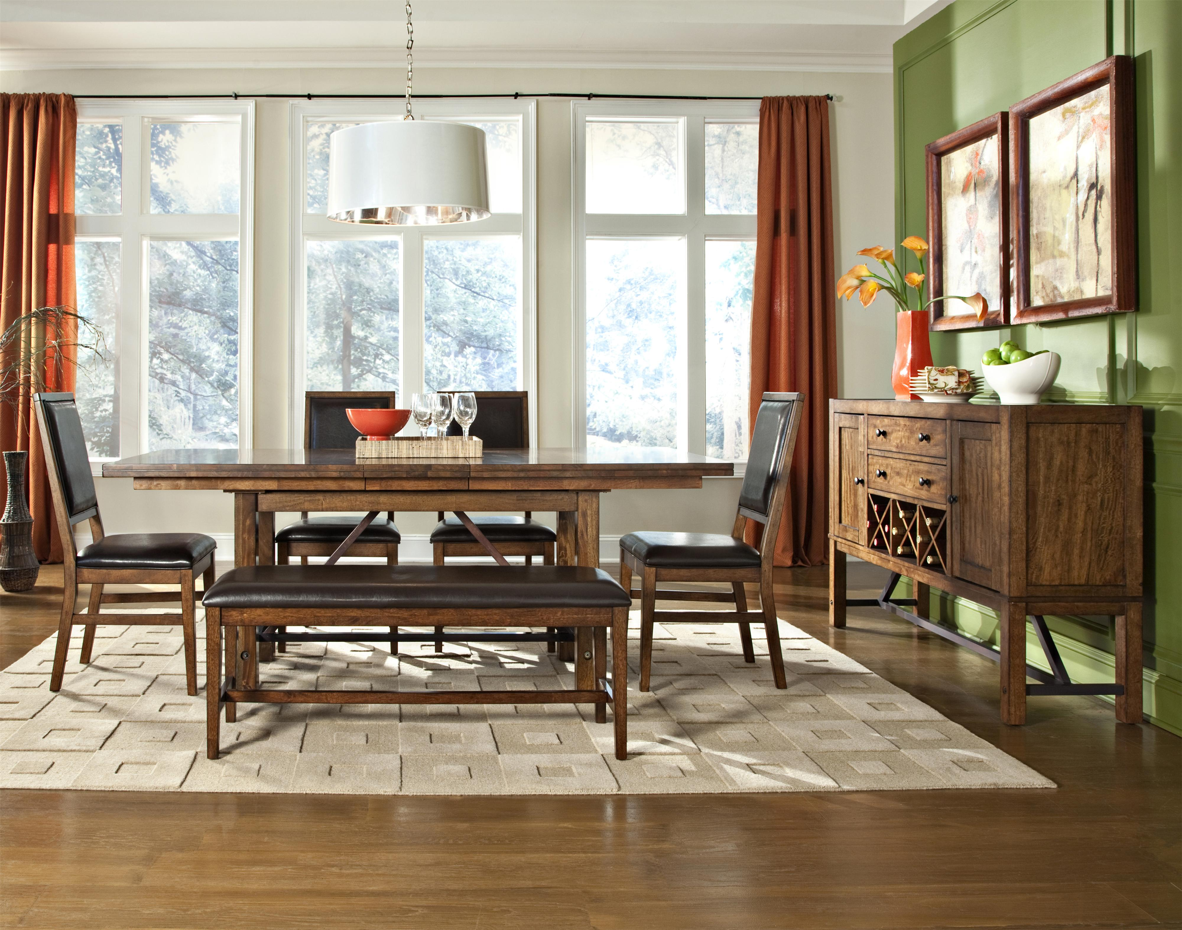 sets upholstered products piece by chair dining more and or trestle room chairs standard set furniture table