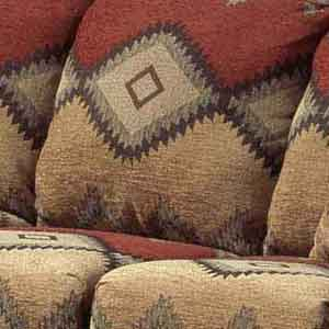 Delicieux Intermountain Furniture Navajo Southwest Style Loveseat