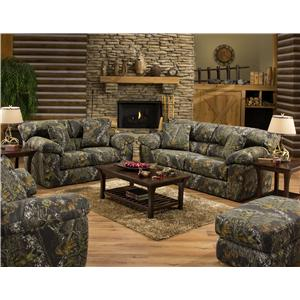 Jackson Furniture Big Game Stationary Living Room Group