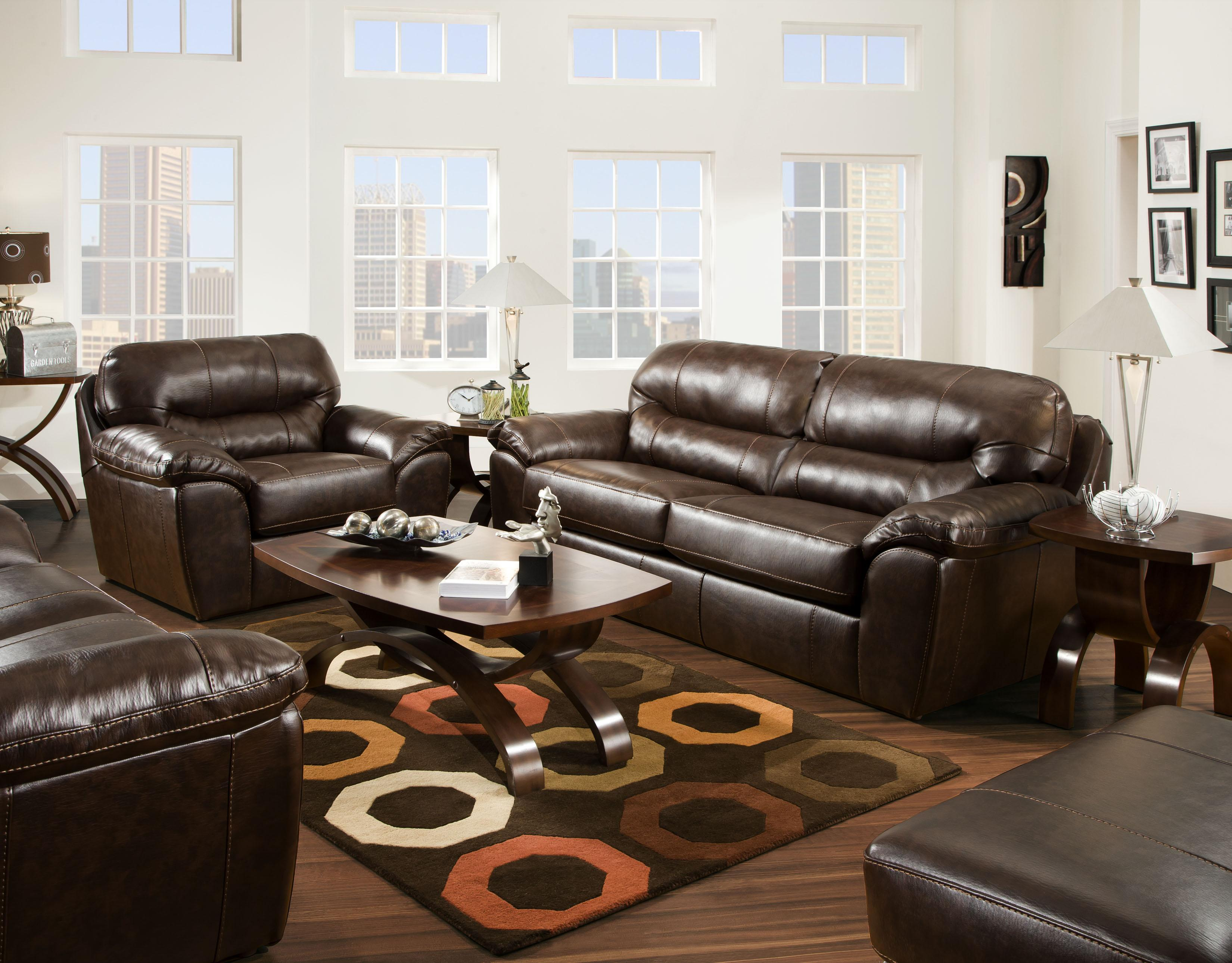 Merveilleux Jackson Furniture Brantley Casual And Comfortable Family Room Sofa Sleeper  | Wayside Furniture | Sleeper Sofas