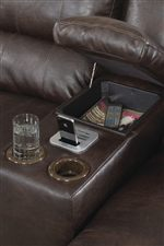 Cup-Holder Consoles with Built in Storage Help to Make Life Easy and Convenient
