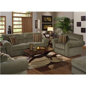 Jackson Furniture Mesa Stationary Living Room Group