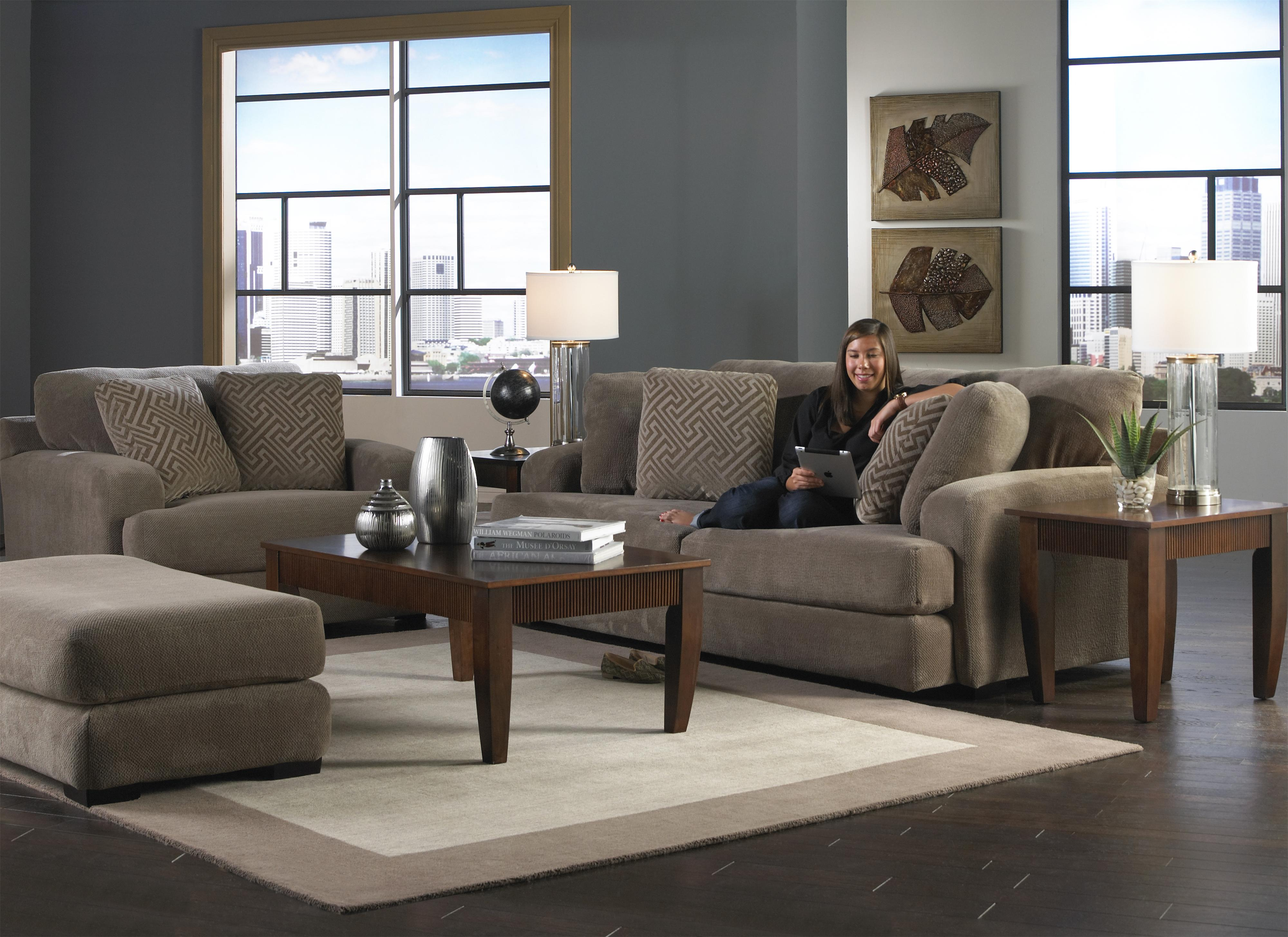 Palisades Stationary Living Room Group By Jackson Furniture At L Fish