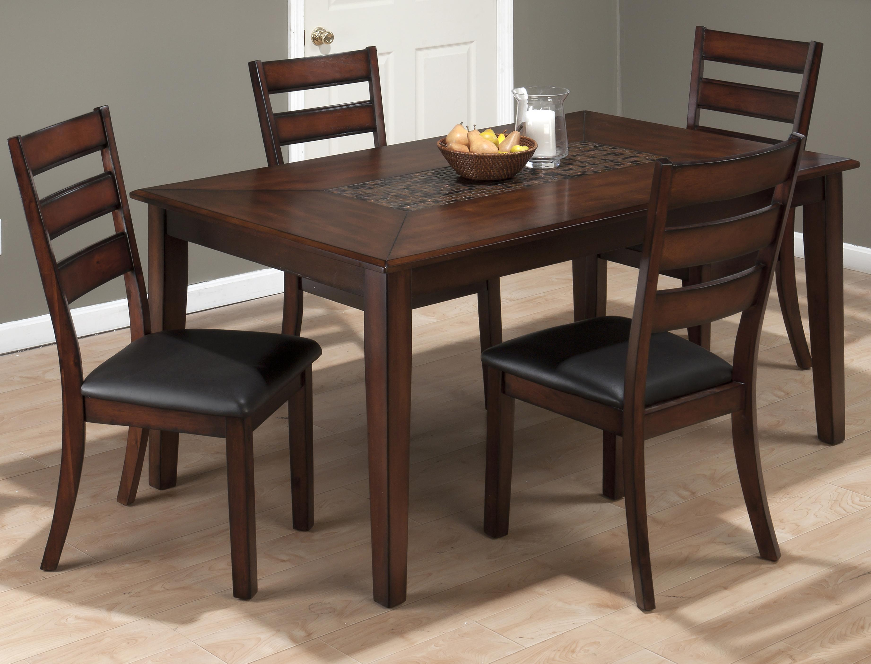 Great Jofran Baroque Brown Pub Table And Slat Back Chair Set   Godby Home  Furnishings   Pub Table And Stool Set Noblesville, Carmel, Avon,  Indianapolis, Indiana