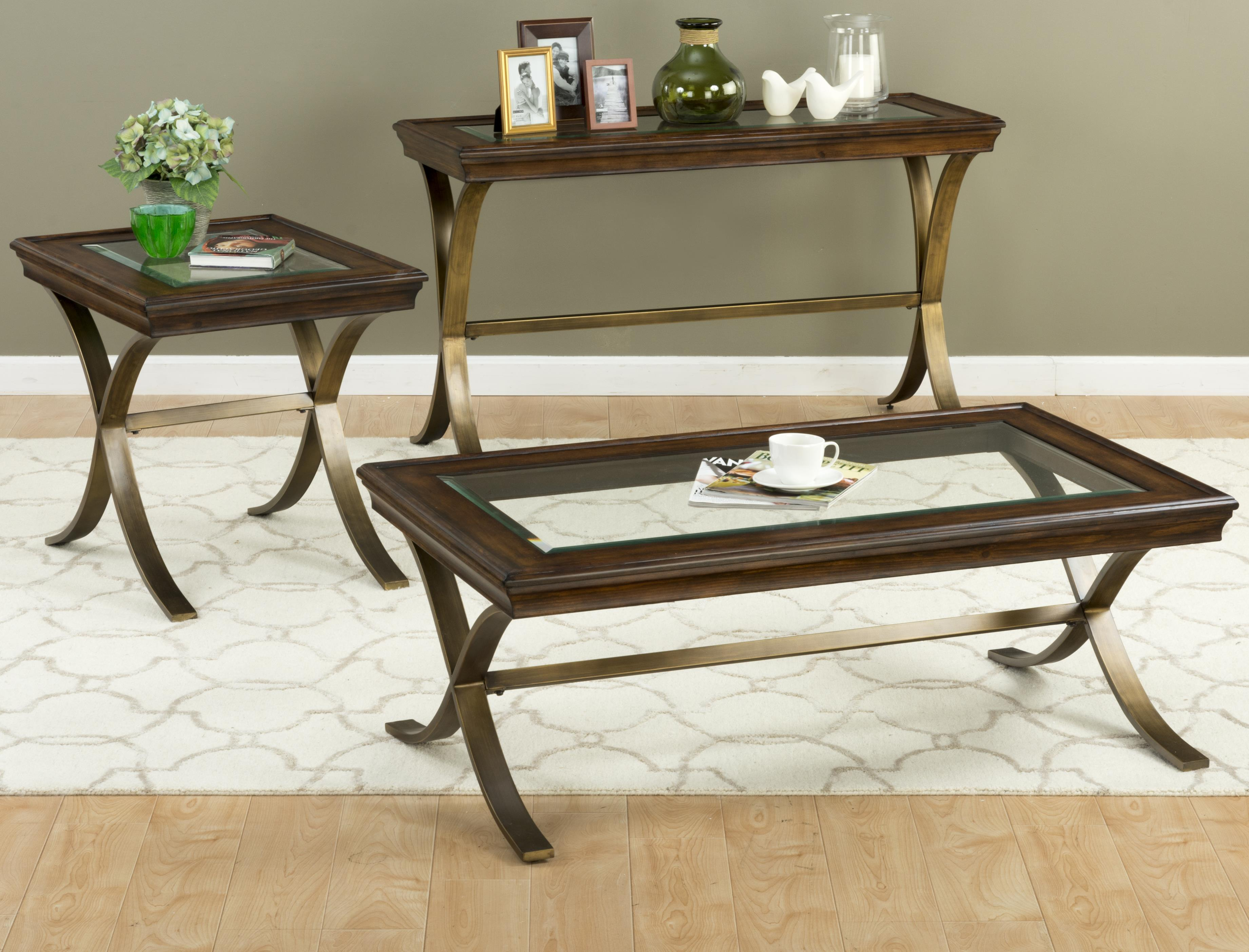 Jofran Ashland Occasional Table Group - Item Number: 834 Table Group 1