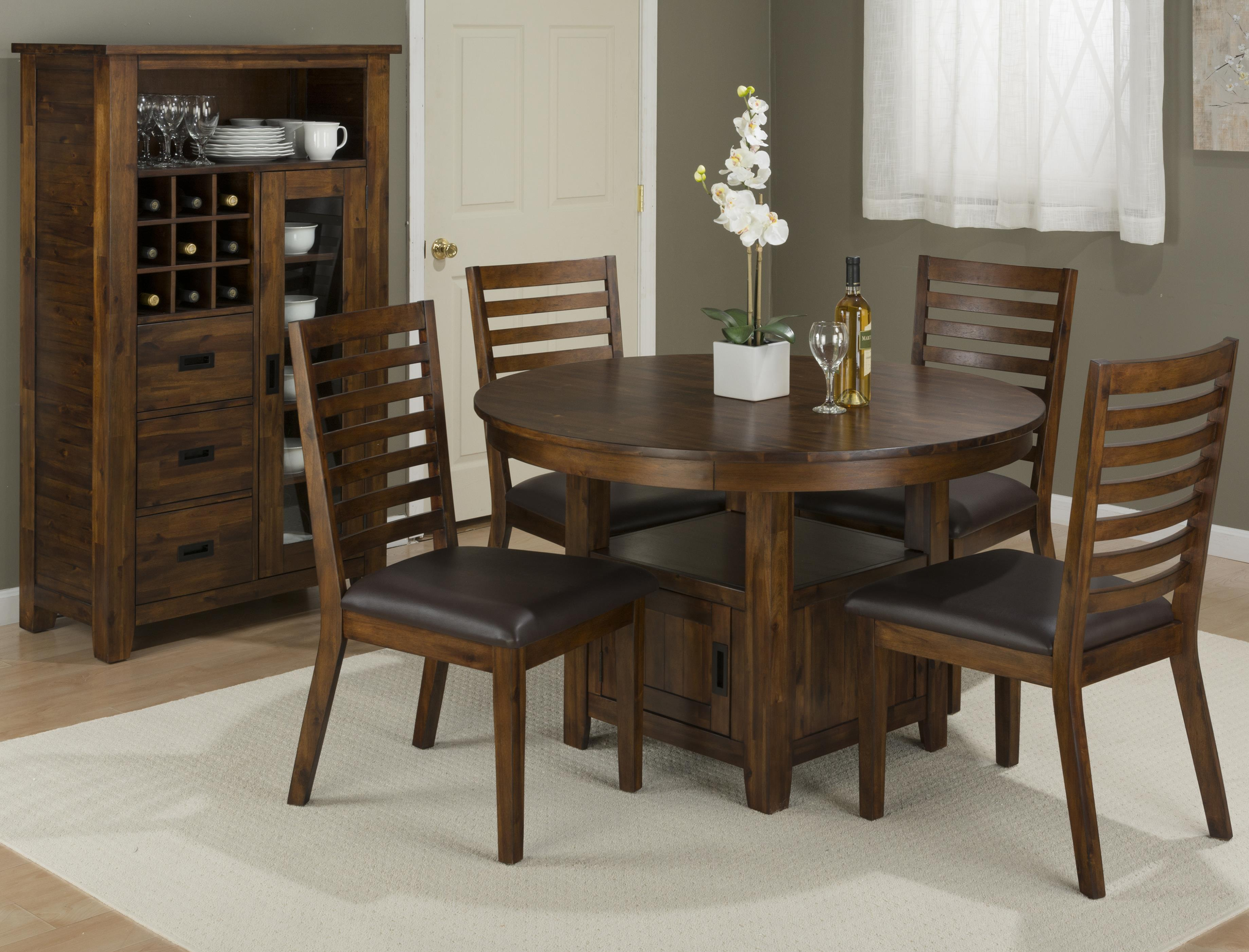 Jofran Coolidge Corner Casual Dining Room Group - Item Number: 1501 Dining Room Group 1