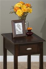 Smooth Lines with a Simple Style Make this Collection an Elegant and Casual Way to Decorate Your Home
