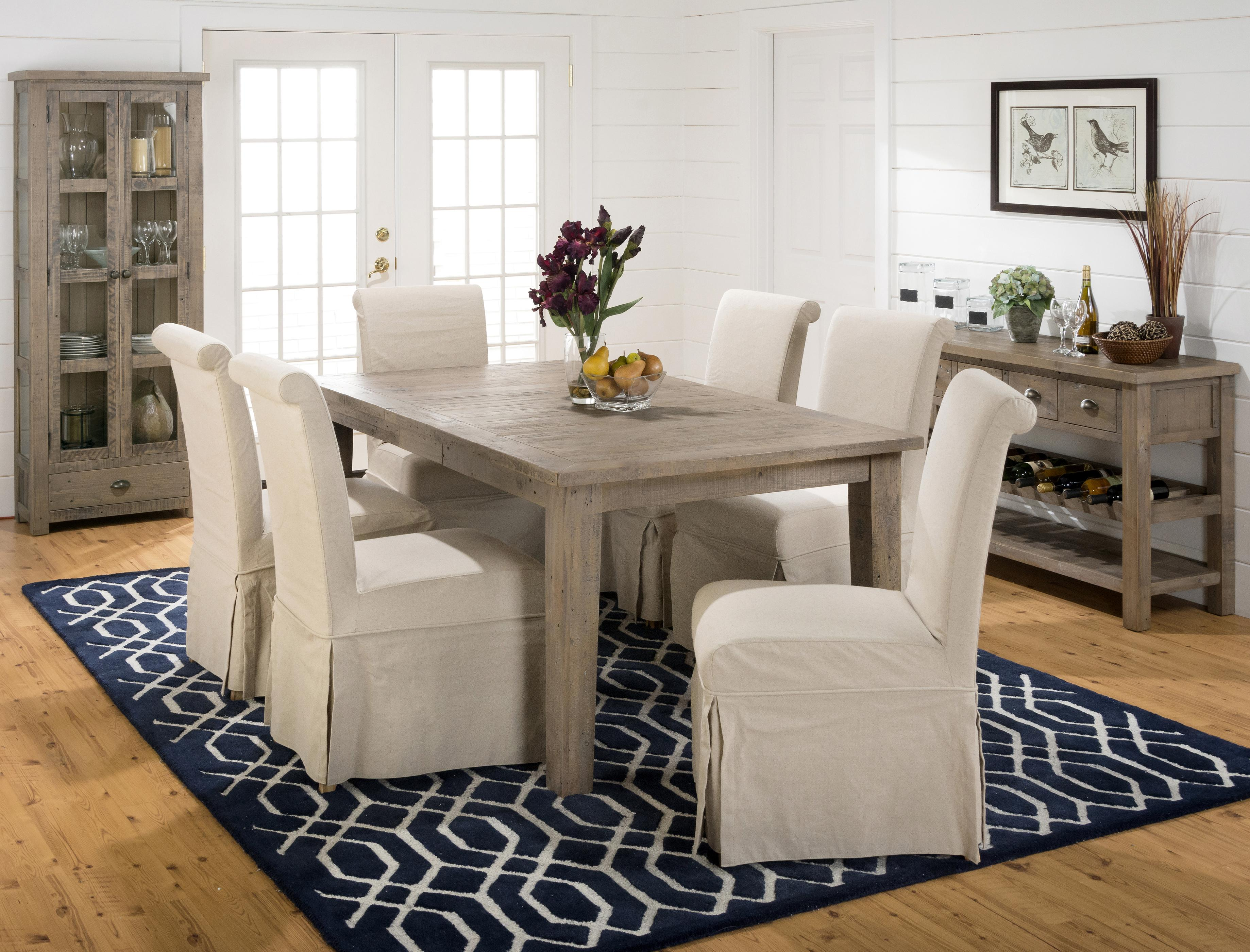 Jofran Bancroft Mills Casual Dining Room Group - Item Number: 941 Dining Room Group 1