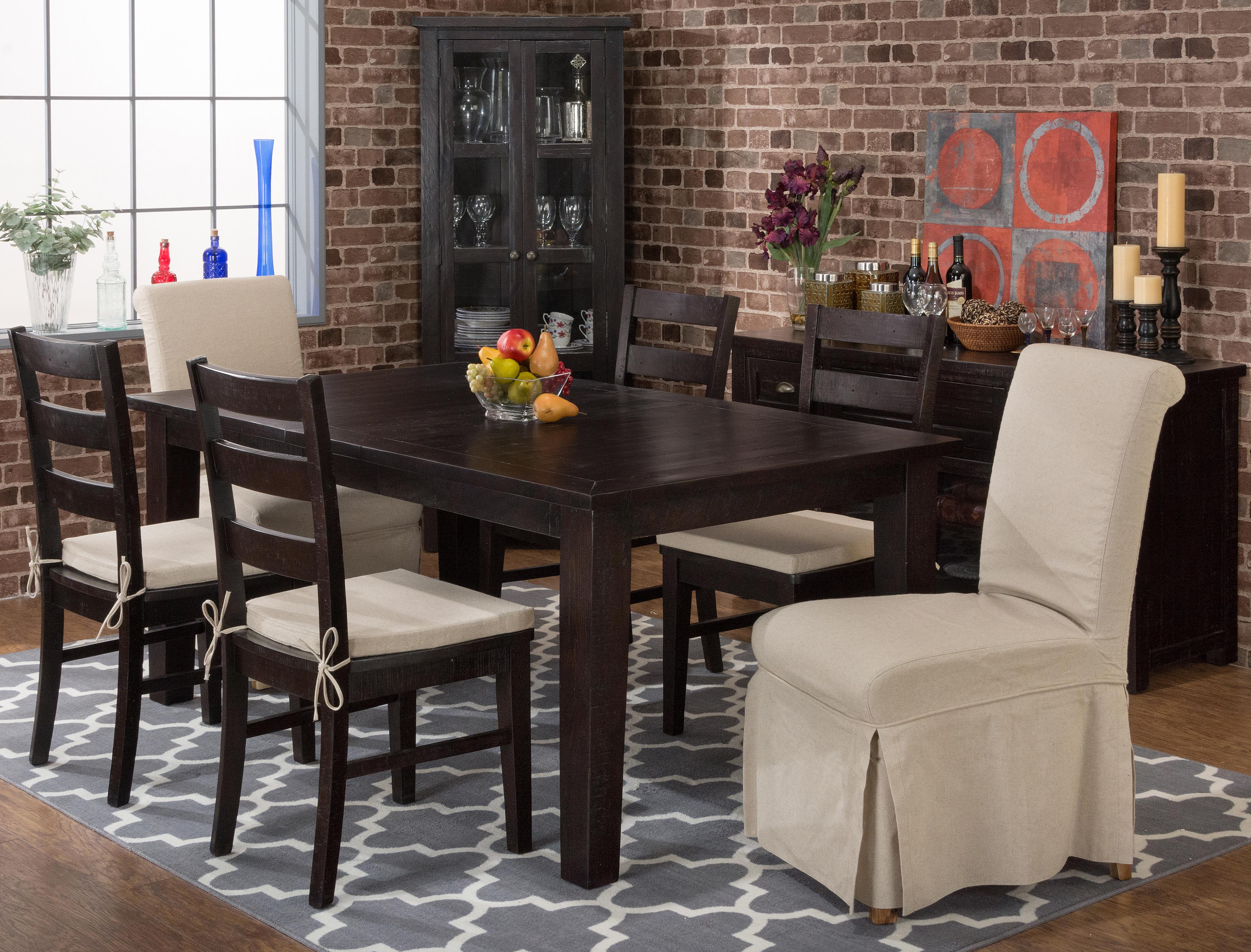 Delightful Hillside 5PC Pedestal Dining Table U0026 Chair Set | Rotmans | Dining 5 Piece  Set Worcester, Boston, MA, Providence, RI, And New England