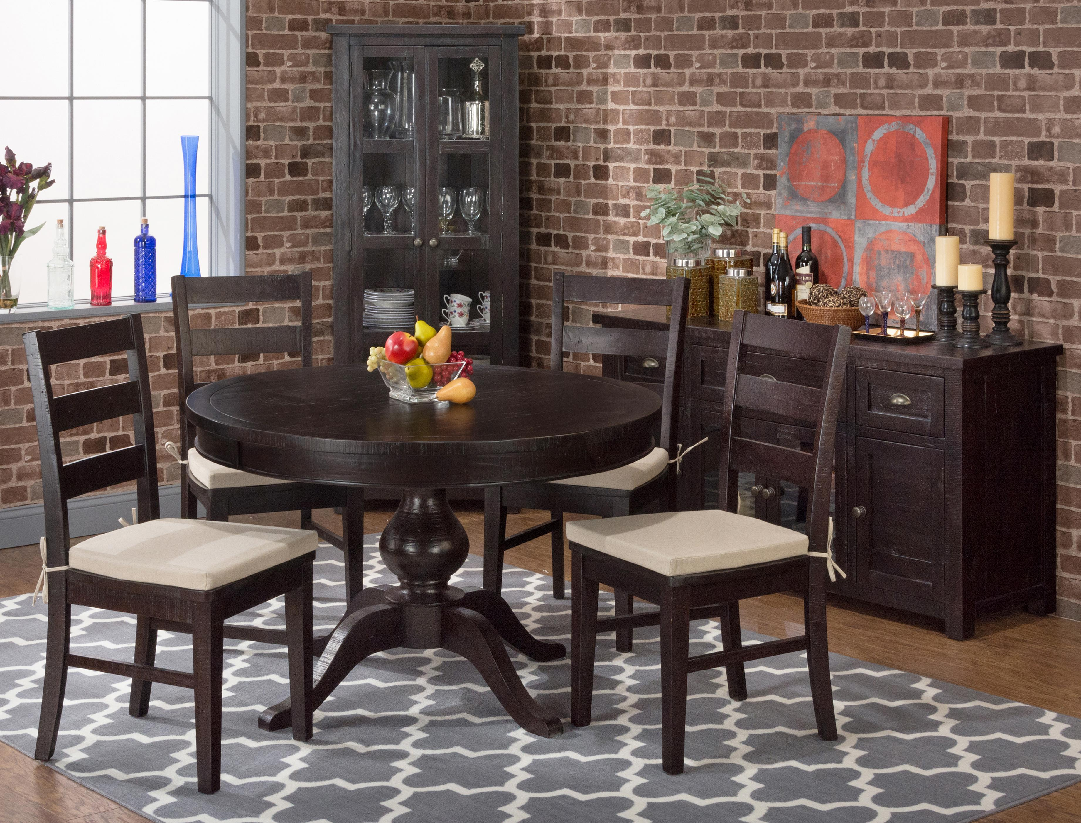 delighful the chairs excellent small pedestal room family set brick for dining table kitchen furniture round white and