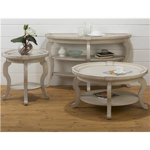 Jofran Sebastian Occasional Table Group