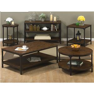 Jofran Urban Nature Occasional Table Group