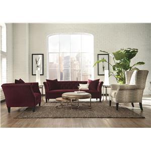 Jonathan Louis Layla Stationary Living Room Group