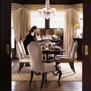 Kincaid Furniture Carriage House Formal Dining Room Group