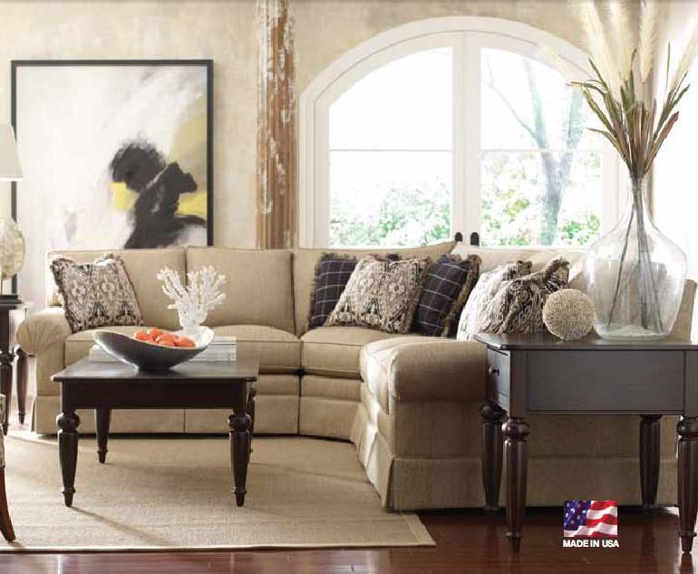 kincaid furniture custom select upholstery custom 2piece sectional sofa godby home furnishings sofa sectional noblesville carmel avon