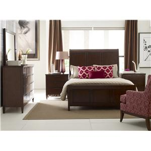 Kincaid Furniture Elise King Bedroom Group