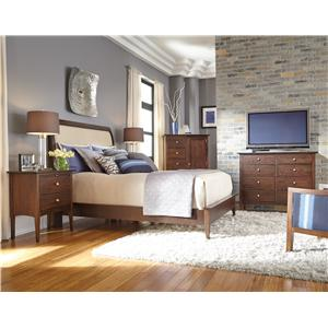 Kincaid Furniture Gatherings CK Bedroom Group