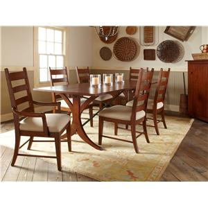 Kincaid Furniture Homecoming Formal Dining Room Group