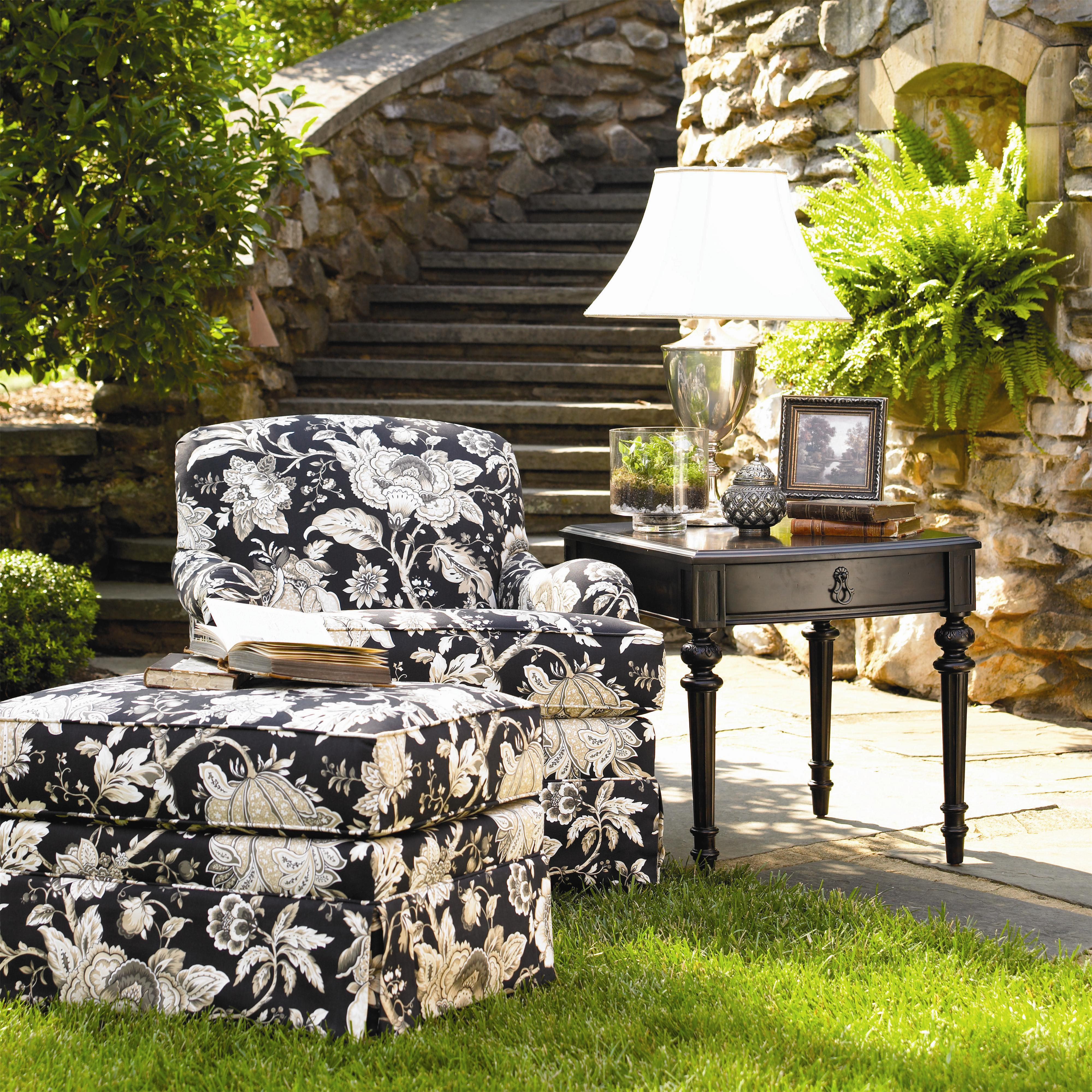 Accent Chairs Fabric By Kincaid Furniture Hudson S