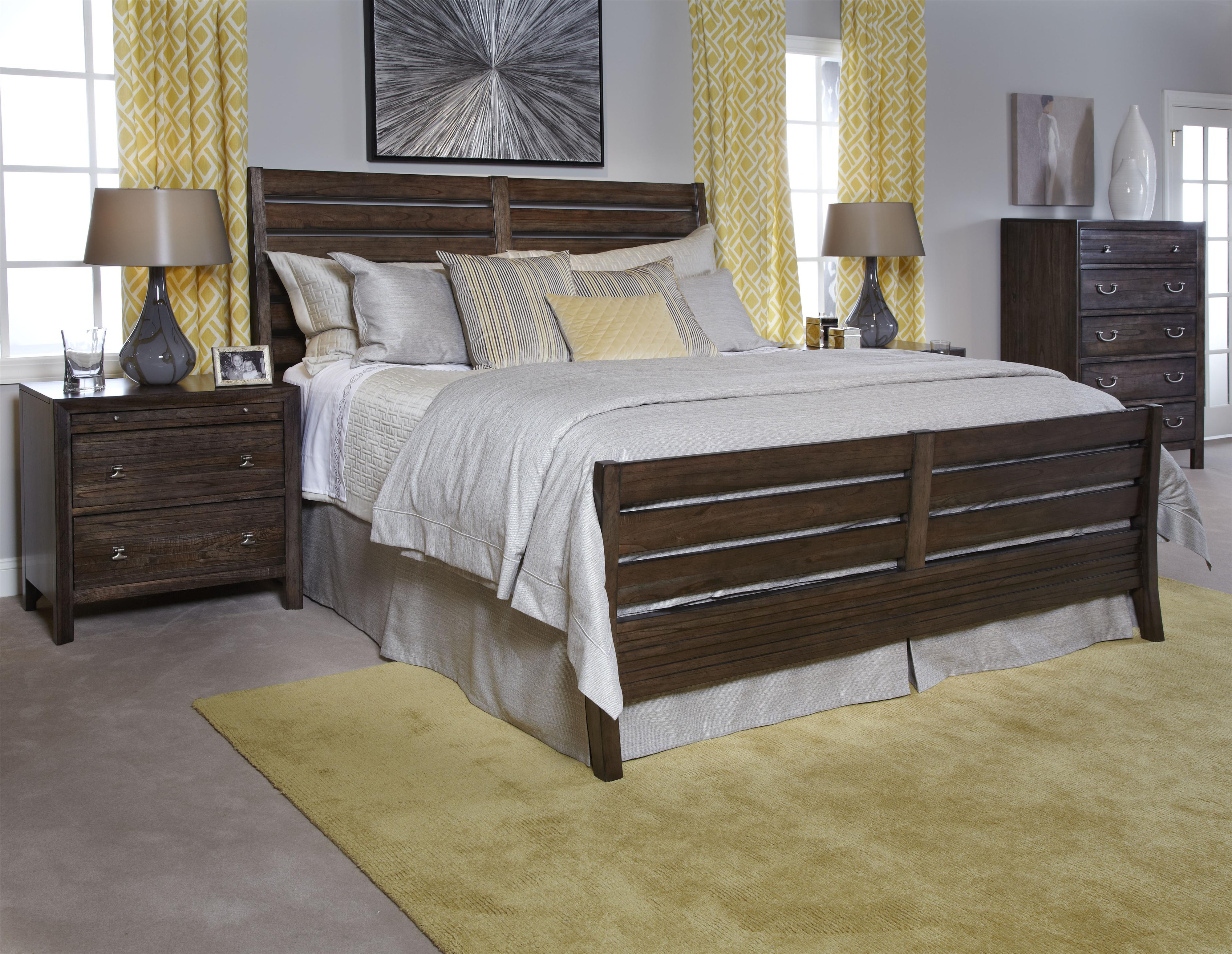Kincaid Furniture Montreat Queen Bedroom Group   AHFA   Bedroom Group  Dealer Locator