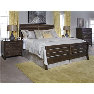 Kincaid Furniture Montreat California King Bedroom Group