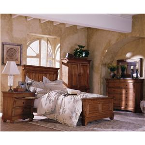 Kincaid Furniture Tuscano California King Bedroom Group