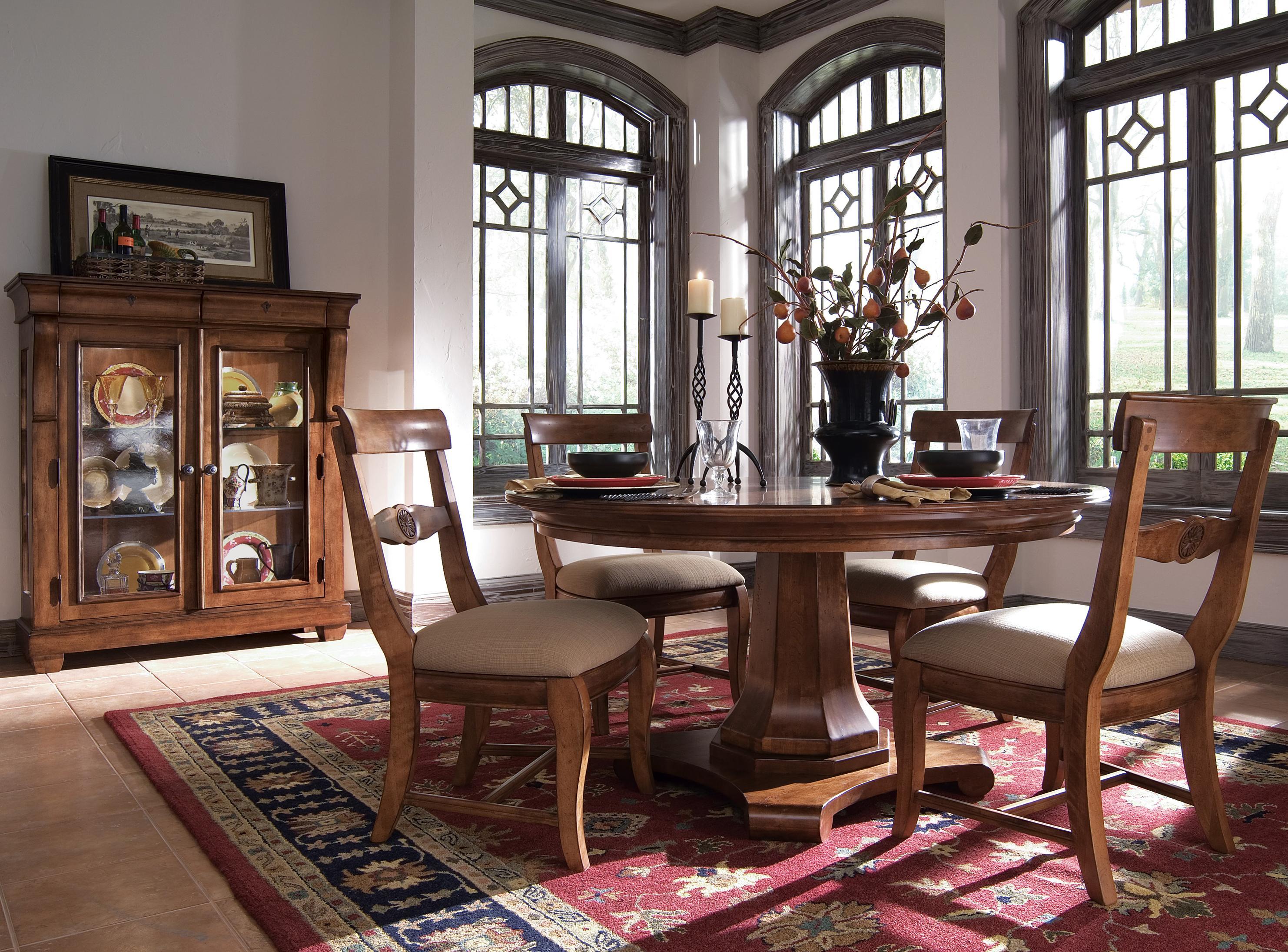 Beau Kincaid Furniture Tuscano Refectory Leg Table | Wayside Furniture | Dining  Tables