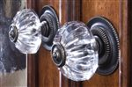Choice of Antique Style Acrylic Hardware