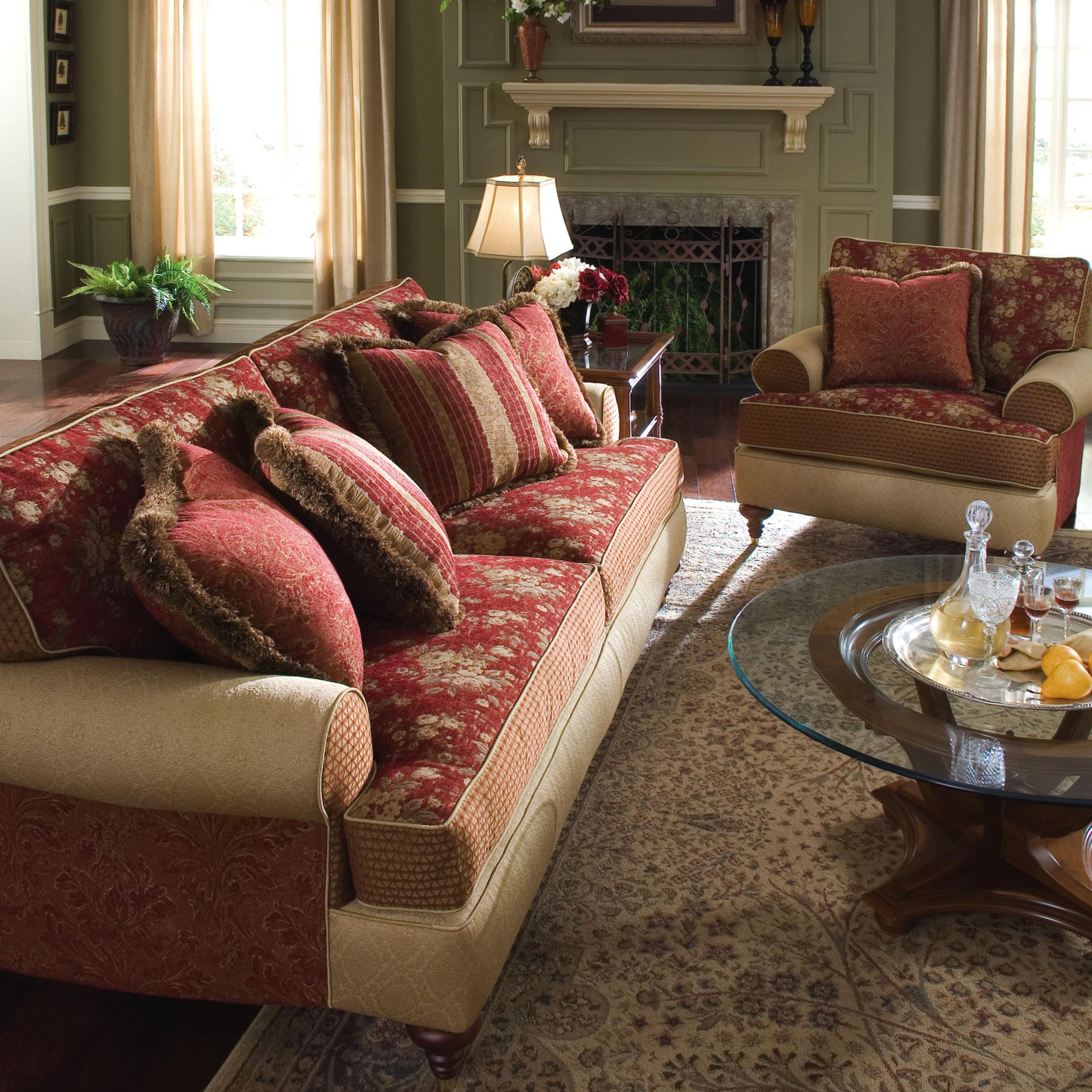 Tuscany 803 By Kincaid Furniture Hudson S Furniture