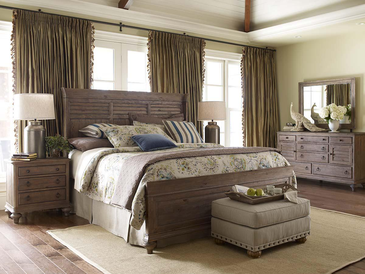 Kincaid Furniture Weatherford Hamilton Chest with 6 Drawers and ...