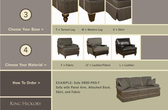 Stupendous Chatham 5900 By King Hickory Hudsons Furniture King Machost Co Dining Chair Design Ideas Machostcouk
