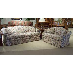 Morris Home Furnishings 6800 62