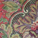 Moma Ruby accent fabric
