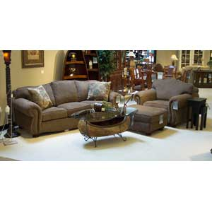 Great Rooms 9500 by Morris Home Furnishings