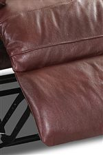 Fully Padded Chaise Seat