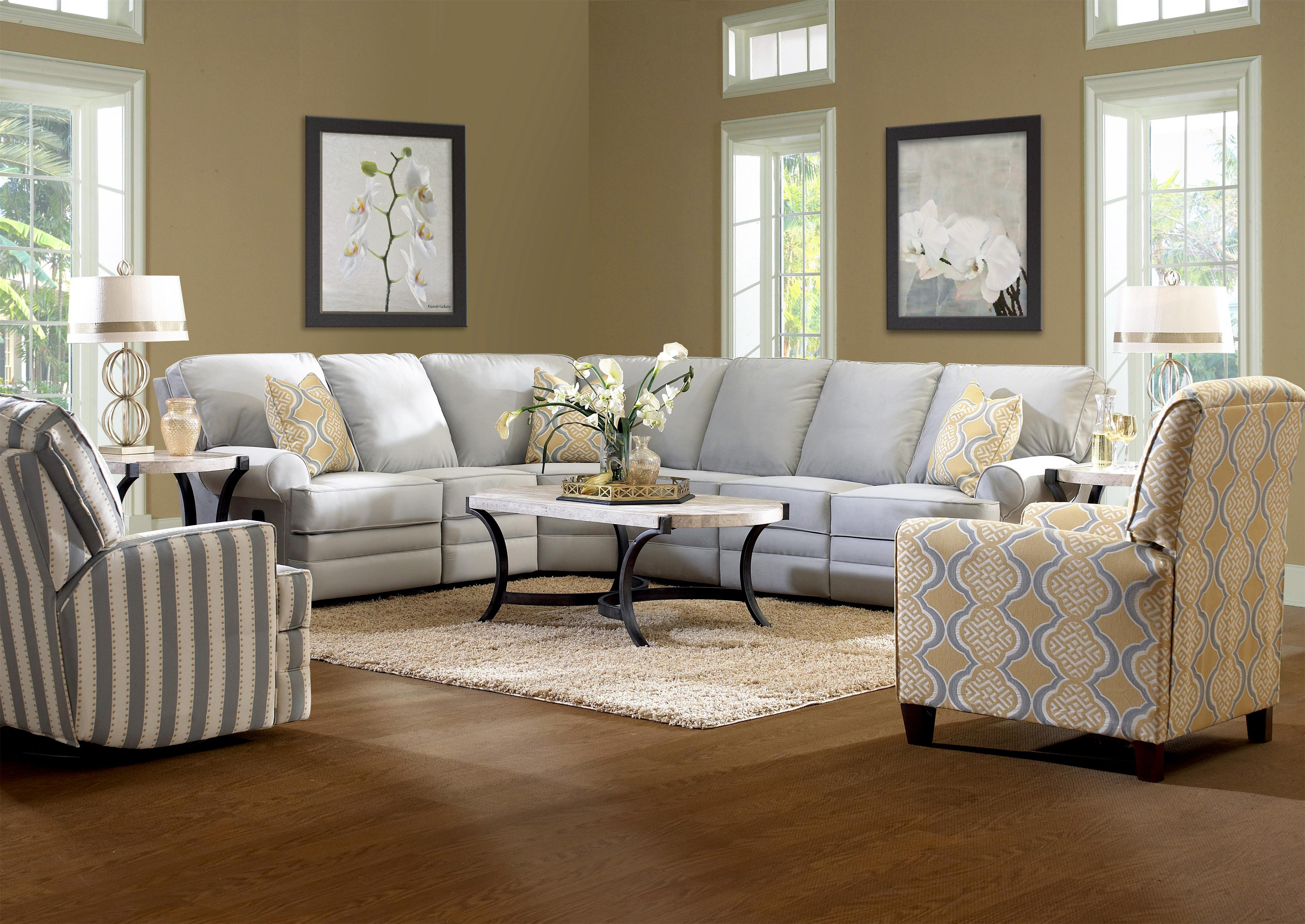 Belleview 21303 By Klaussner Pilgrim Furniture City Dealer